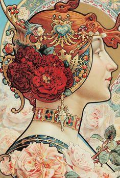 """vintagegal: """" Louis Théophile Hingre (1832-1911) """""""