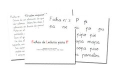 RECURSOS PRIMARIA | Lecturas comprensivas (1º de Primaria)