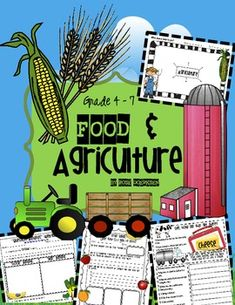 This week unit plan is designed to introduce students to find out where their food comes from. It is too often that we don't question what we eat and learning about it has been a huge hit in my Gr. There are many programs out there (B. Sustainable Farming, Sustainability, Farm Day, Farm Unit, Stem Learning, Unit Plan, Stem Projects, Graphic Organizers, Agriculture