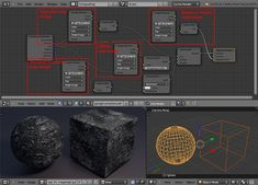 Mapping texture images in Cycles by elbrujodelatribu.deviantart.com on @deviantART