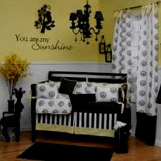 Love this baby room theme!