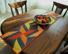 Quilts Online, Quilted Table Runners, Table Toppers, Etsy Shop, Traditional, Modern, Scrappy Quilts, Trendy Tree, Table Covers