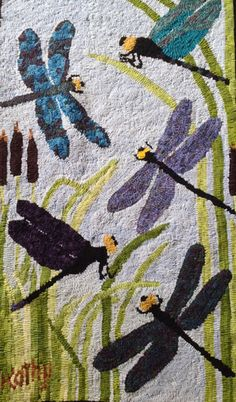 PR1383: Dragonflies