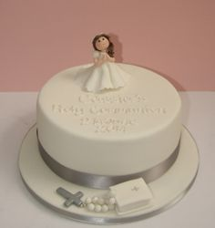 First Holy Communion Cake
