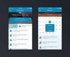 2. ios7 app design