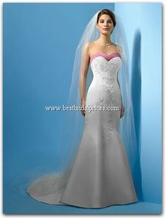 """Alfred Angelo """"In Stock"""" Bridal Gown 1181"""