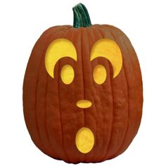 Pumpkin Carving Patterns Galore by The Pumpkin Lady! From Black Cats, Ghosts and Witches to Baby's First Halloween and Weddings, we've got them all! Easy Pumpkin Carving Patterns, Disney Pumpkin Carving, Halloween Craft Activities, Halloween Crafts, Halloween Ideas, Halloween Costumes, Baby First Halloween, Pumpkin Faces, Pumpkin Pumpkin