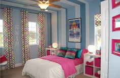 Just for Kids! Big Girl Rooms, Girl Bedrooms, Amber Room, Bed Rooms, Just Kidding, Orlando, Design Ideas, Traditional, Group