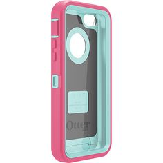 iPhone 5C Case | Defender Series case by OtterBox // fast i ljusblått eller neongult ;)