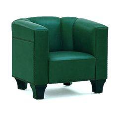 Cubist Furniture- A Master Piece of Josef Hoffmann Furniture