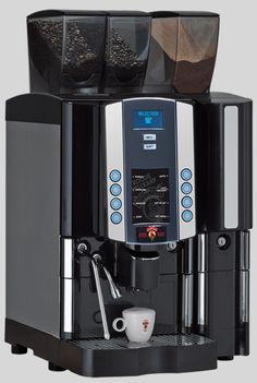 Een lekker bakkie koffie... hmmmmmm. Vers gemalen.