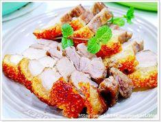 卡滋卡滋的脆皮燒肉