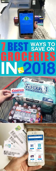 7 Best Ways to Save on Groceries in 2018