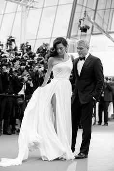 Pin for Later: Il N'y a Rien de Plus Glamour Que le Festival de Cannes en Noir et Blanc