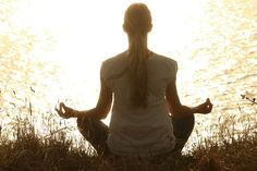 You've probably heard about the health benefits of yoga in improving mental and physical health, and in improving flexibility. Due to the shared benefits, the words 'yoga' and 'meditation' are… Guided Meditation, Types Of Meditation, Best Meditation, Meditation Benefits, Meditation Practices, Meditation Videos, Mindfulness Practice, Mindfulness Books, Meditation Pillow