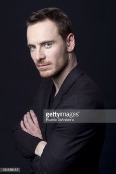 Michael Fassbender is photographed for Los... #MensFashionEuropean