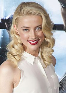 "Amber Heard -- ""... Heard, who was raised Catholic, subsequently declared herself an atheist at 16 after being introduced to the works of Ayn Rand by her then boyfriend.[2] She has said of Rand, ""I've read all of her books. Ever since then, I have been obsessed with her ideals. All I've ever needed is myself.""[2] Dropping out of school at the age of 17, she went to New York to start a career in modeling, then relocated to Los Angeles to get into acting."""