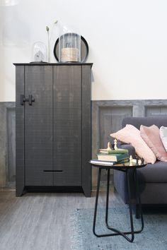 Kast Gijs op de vtwonen & design beurs 2015! Basiclabel.nl: voor de kamer van Freek?