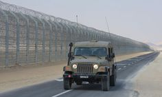 Borders - Israel to build fence between Golan Heights and Syria - Guardian