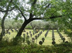 Cementerio alemán, Cuacos de Yuste, Extremadura, España.  Spain. Graveyard