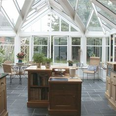 Glazed extension | | How to choose the ideal garden room | Conservatory design ideas | PHOTO GALLERY | Housetohome