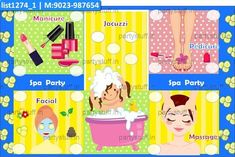 Design Spa kukuba 10 in category Kitty Party in Spa theme as product item Designer Kukuba under product Tambola Housie Designs Ladies Kitty Party Games, Kitty Games, Girl Spa Party, Cat Party, Party Props, Party Themes, Party Ideas, Tambola Game, One Minute Games