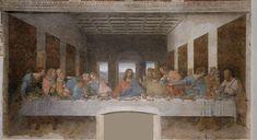 L'Ultima Cena - Leonardo da Vinci - 1495 - 1498
