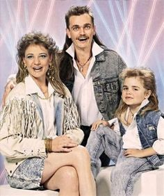 This family is all about the mullet business
