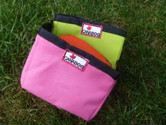 Our collapsible, foldable water bowls are also available in the new florescent colours - pink, yellow and orange!