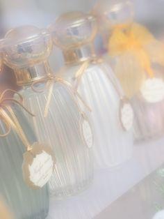 Goutal bottles in flou