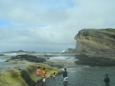 Biri Rock Formation @ Biri Island Samar Philippines #Philippines  #Travel  #Beach  #Destination