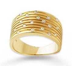 14k Yellow Gold Bezel Set Diamond Ring by Diamond Harmony Jewelry, http://www.amazon.com/dp/B002XNPR8M/ref=cm_sw_r_pi_dp_X4CLpb1RH037J