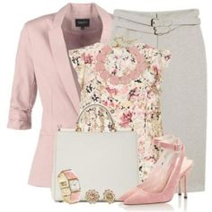summer blazers for women, Spring work outfits for women www.justtrendygir… summer blazers for women, Spring work outfits for women www. Stylish Work Outfits, Spring Work Outfits, Classy Outfits, Casual Outfits, Cute Outfits, Fashion Outfits, Womens Fashion, Fasion, Fall Outfits