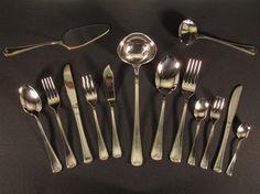 Набор столовых приборов Pinti Inox SUPERGA 88 предметов (0310S0S8)