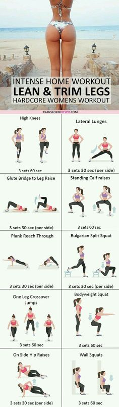 Very useful workout...