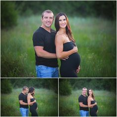 Family Photographer in Norman, OK - Chelsie Cannon Photography - maternity photo - OKC, OK
