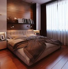 45 Mens Bedroom Ideas_30
