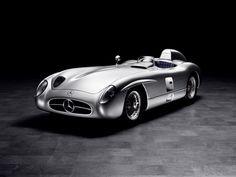 Mercedes Benz W196 'Silberpfeil' (1955)