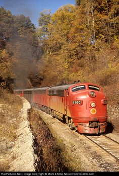 RailPictures.Net Photo: CGW 116C Chicago Great Western EMD FP7A at Winston, Illinois by Mark & Mike Nelson forever400s.com