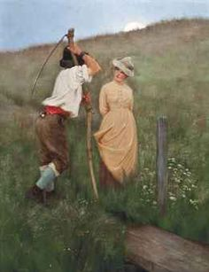 By unfrequented ways  by William Henry Gore