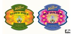 The Bruery 3 Floyds Collaborations Rue D'Floyd And Floyd D'Rue