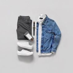 outfit grid Our favourite fits from Insta Outfits Fo, Tumblr Outfits, Casual Outfits, Men Casual, Casual Chic, Winter Outfits, Instagram Outfits, Look Man, Stylish Mens Outfits