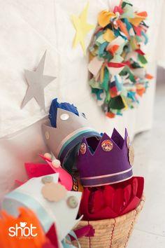 Coroas de crianças, by Feliz, party styling events