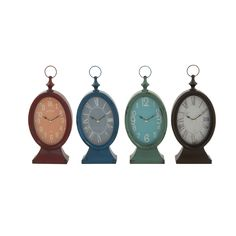 Table Clock 4 Assorted