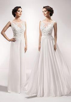 Love Collection - Kolekcja sukni ślubnych Agnes - koronkowe suknie ślubne