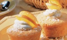 Raffinierte Orangen-Cupcakes Rezept | Dr. Oetker