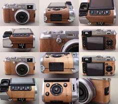 x100 wooden casings