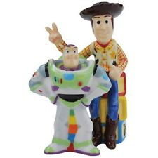 Buzz and Woody disney salt and pepper shaker
