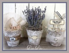I'd like a few of these for my front porch....they look rather simple to make~
