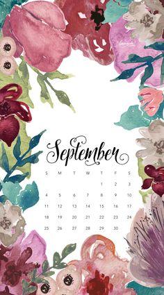 Resultado de imagen de September calendar